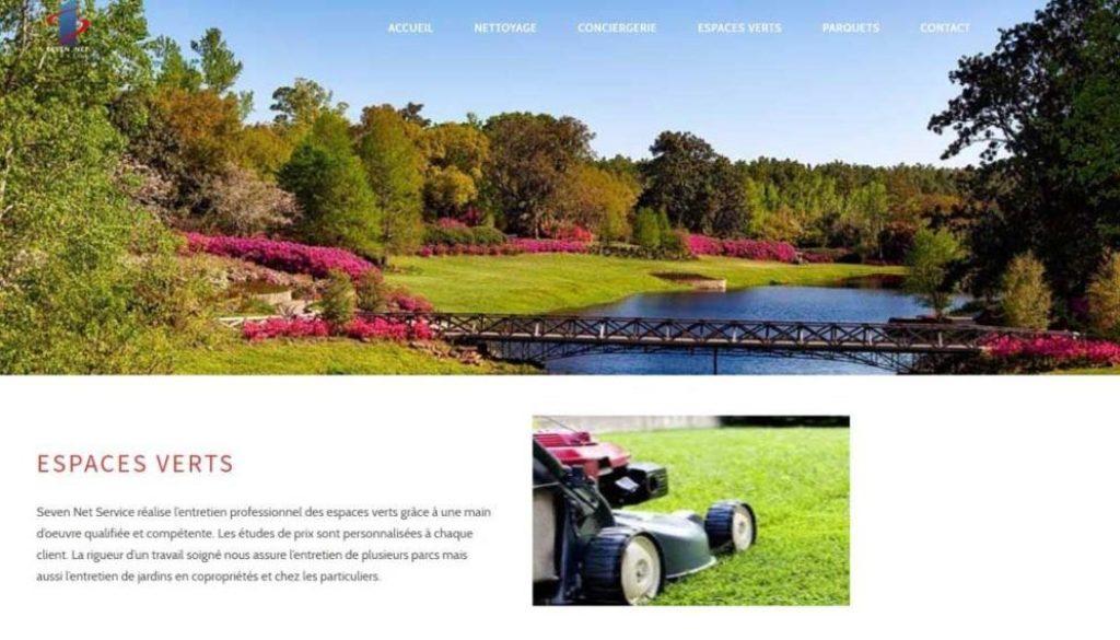 Création site internet Genève